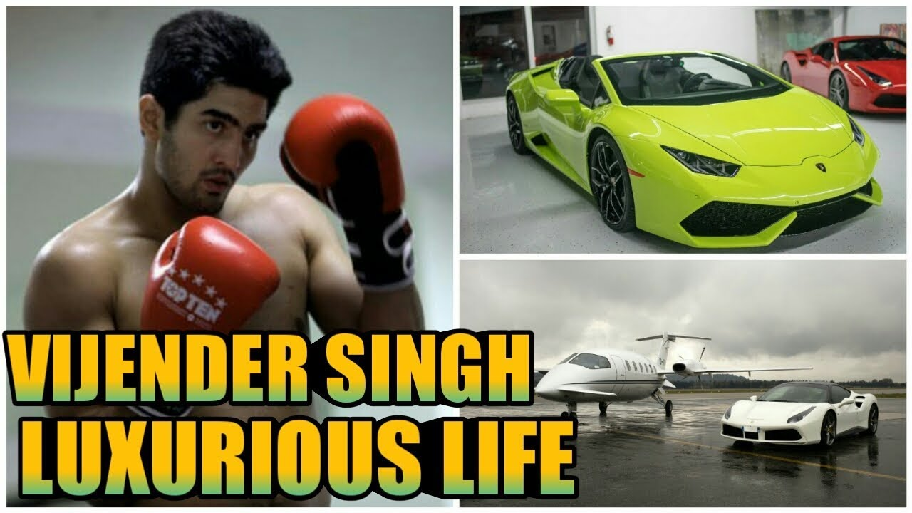 Vijender Singh Biography