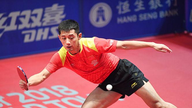 Zhang Jike Biography