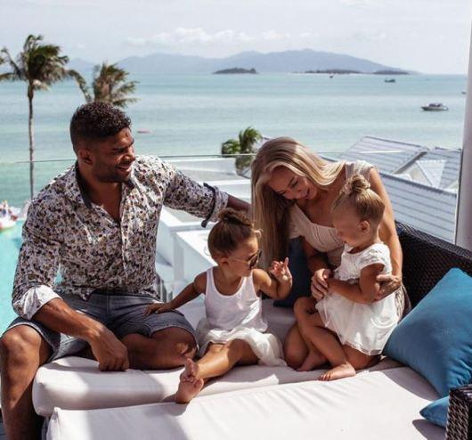 Alistair Overeem Family
