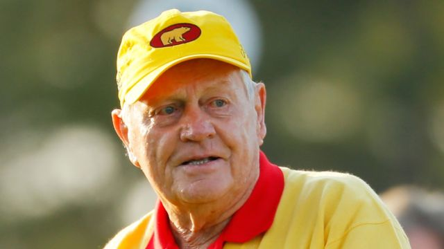 Jack Nicklaus Biography