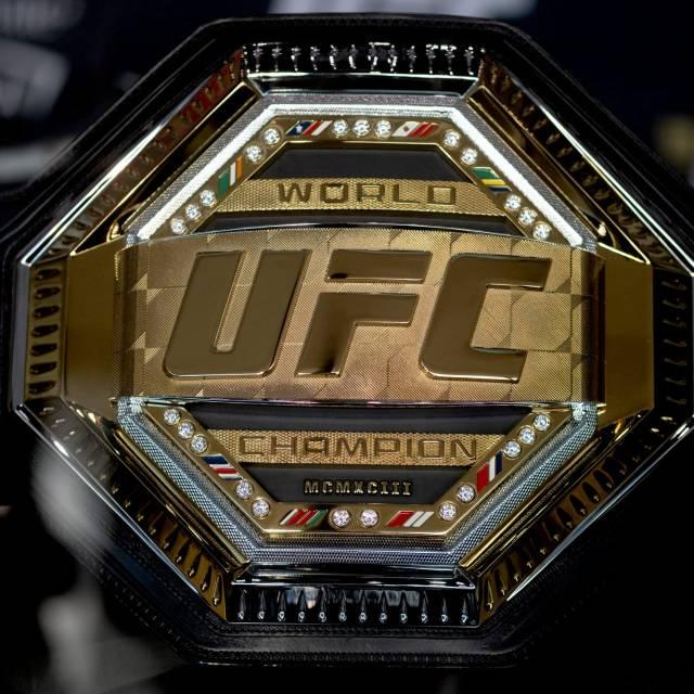 UFC Women's Strawweight Championship