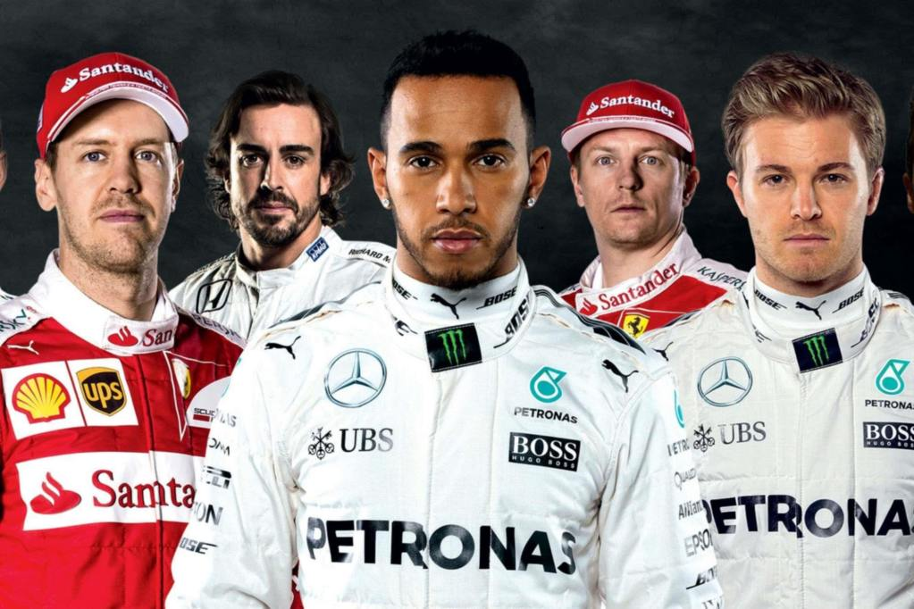 Top 10 F1 Richest Racing Drivers Of All Time