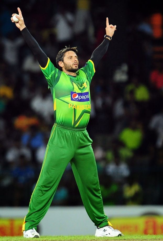 3rd Most Wicket Taker Bowler Shahid Afridi