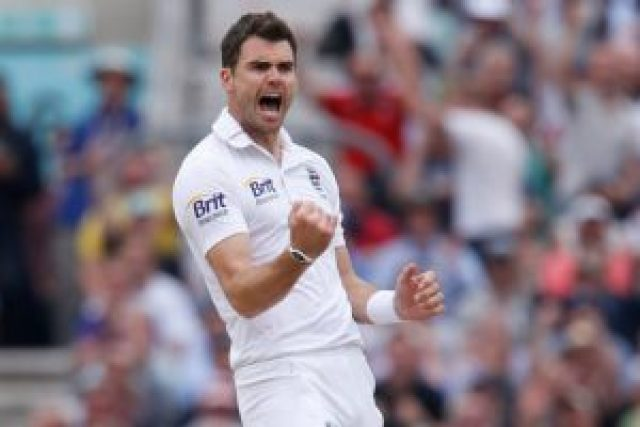 Highest Wicket Bowler James Anderson