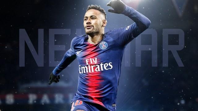 Highest-Paid Athlete Neymar