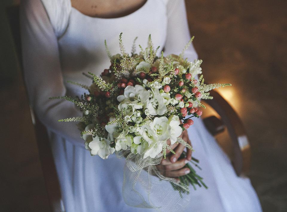 15 ramo de novia