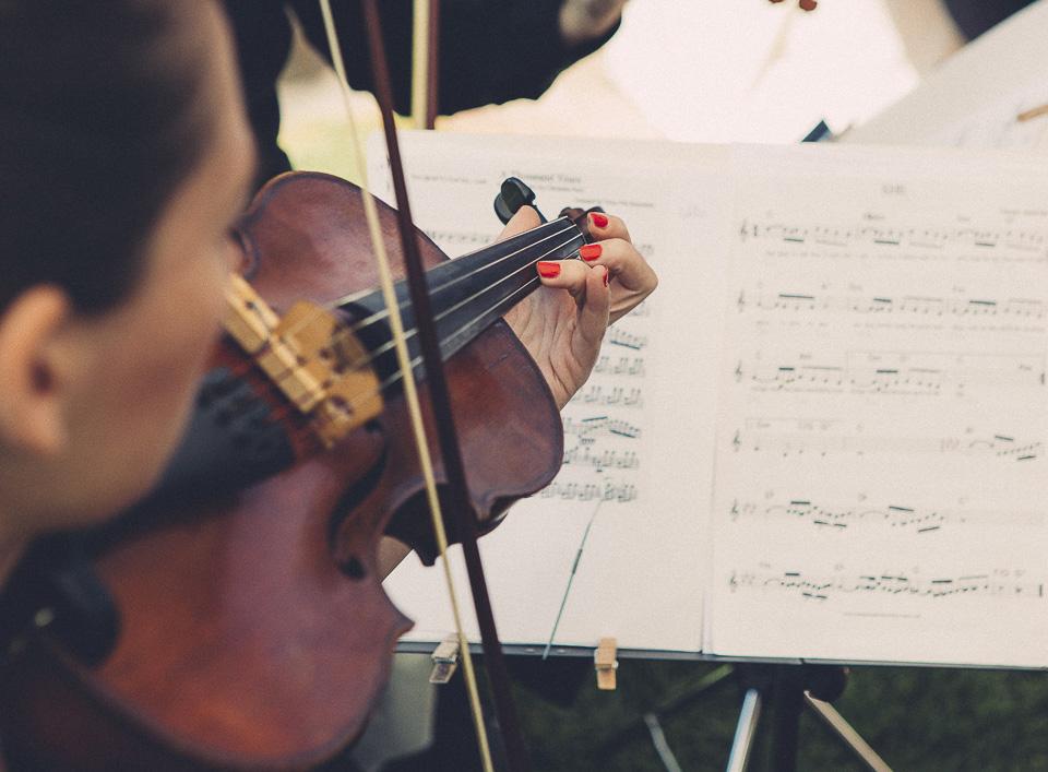 51 musica de violines en boda civil
