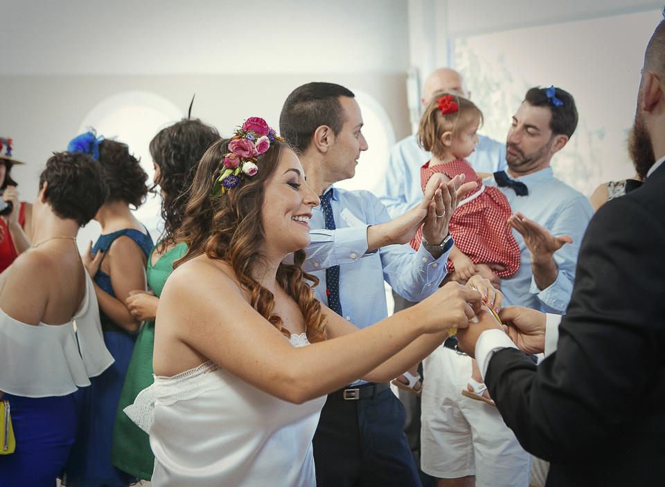 70 baile de boda