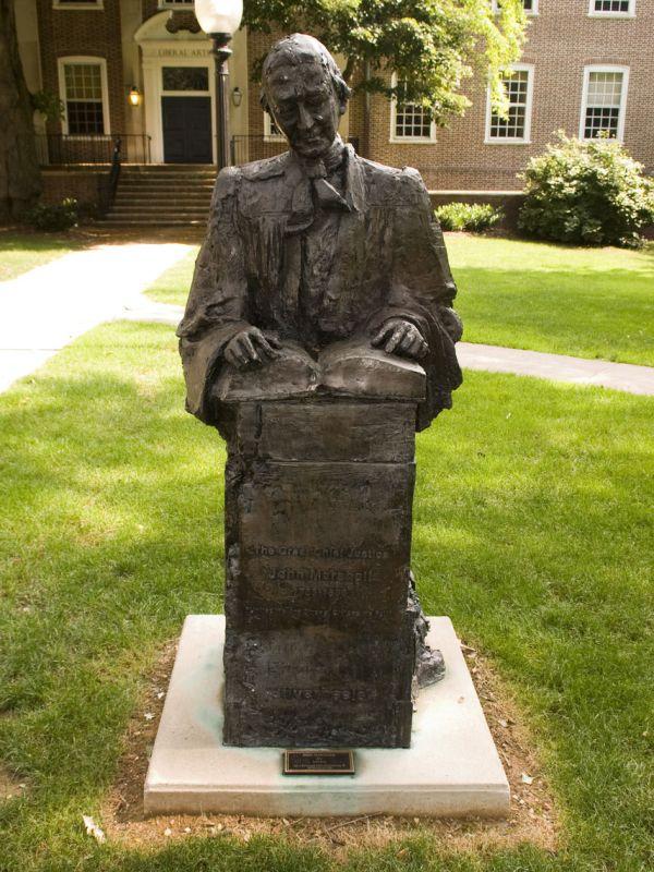 Franklin & Marshall Outdoor Sculpture