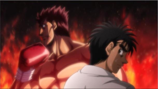 Hajime No Ippo: The Fighting – Rising Episode 8