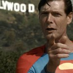 Superman Returns to Hollywood Blvd.