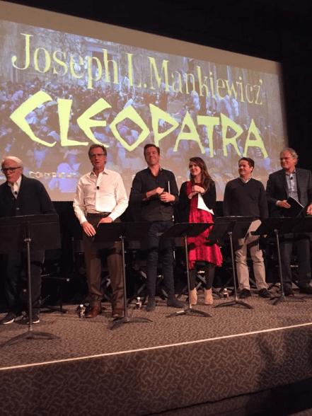 Robert Vaughn, Daniel Gerroll, Damian Lewis, LIli Rabe, Robert Petkoff, Bruce Altman
