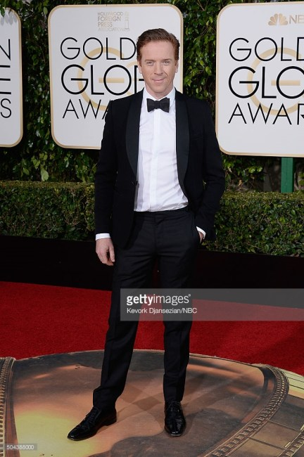 Damian Lewis, Golden Globes