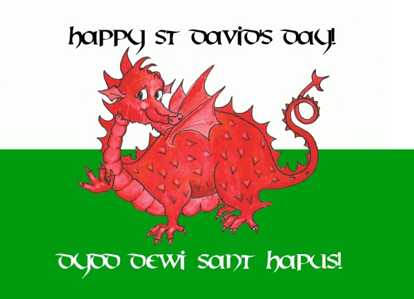 happy st david's day' in welsh - photo #9