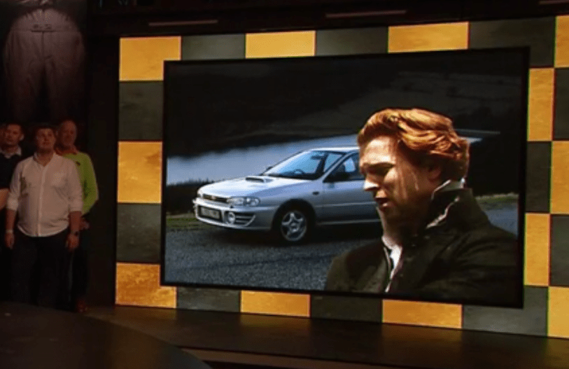 Damian Lewis, Top Gear