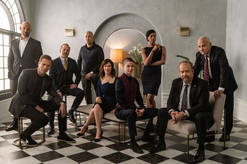 """From the Trader's Desk"" – The New Decas – Billions S5 Ep1"