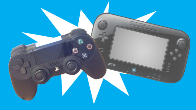 Playststion 4 VS Wii U