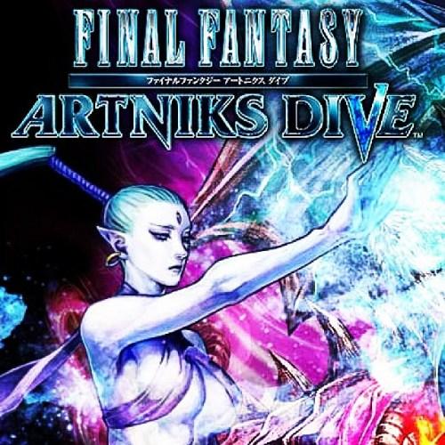 Anunciado #FinalFantasy Artniks Dive para iOS y Android. Saldrá a finales de 2014
