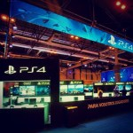 #Playstation4 de #Sony no podía faltar en el #MadridGamesWeek