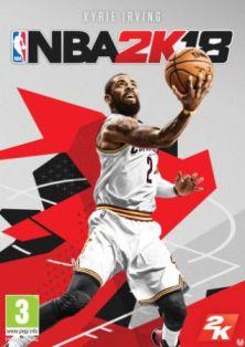 2k18 Kyrie Irving será la portada de NBA2K18