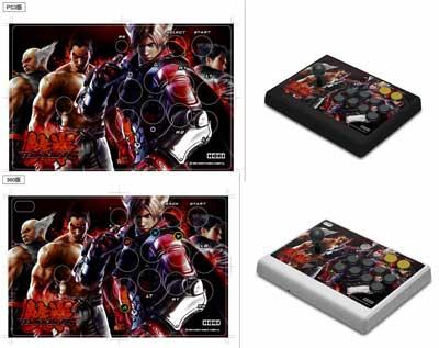 Arcade Stick Tekken-6