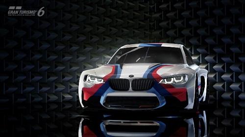 BMW prototipo GT6