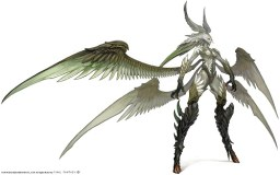 FINAL FANTASY XIV ANGEL