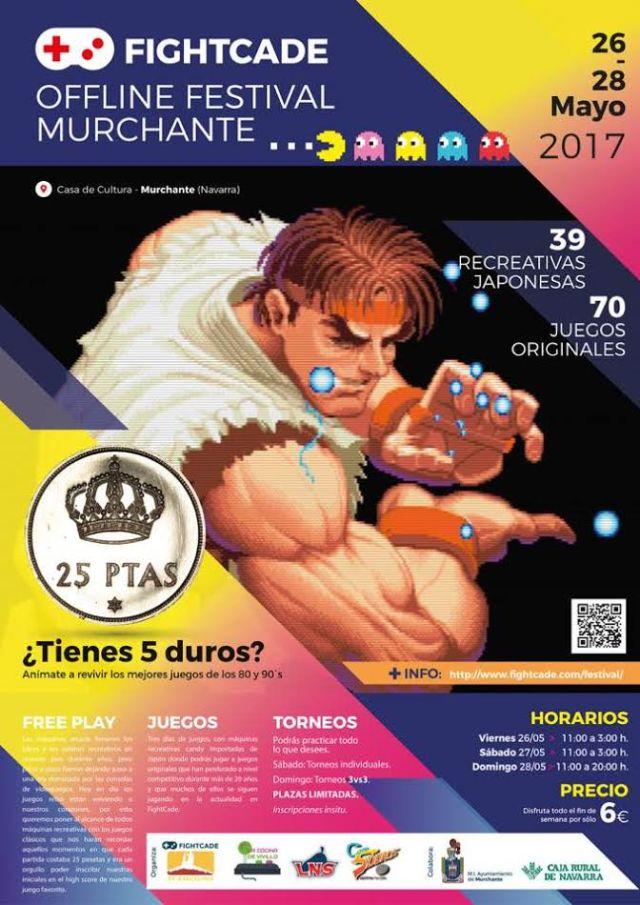 FightCade Offline Festival