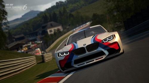GT6 BMW VGT