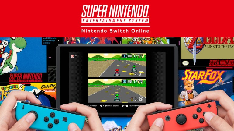 snes switch online