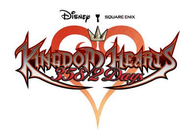 Kingdom Hearts 358/2 Days Nintendo Ds