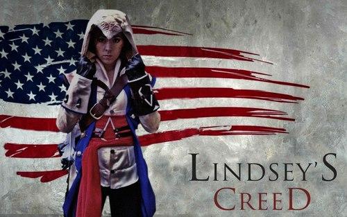 Lindsey Stirling Assassins Creed 3 La violinista Lindsey Stirling homenajea Assassin's Creed III con este espectacular videoclip