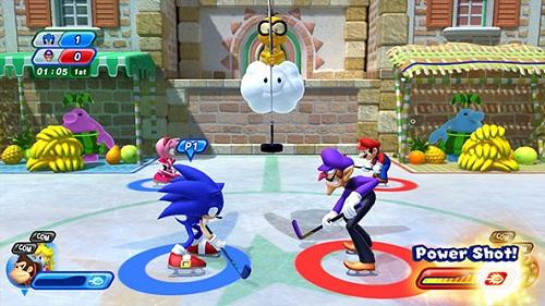 Mario Sonic 2014