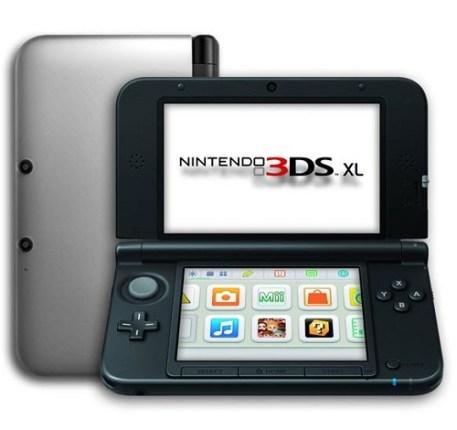 NINTENDO 3DS XL REGALO1 Nintendo regala un videojuego si te compras una 3DS XL estas Navidades