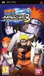 Naruto Shippuden Ultimate Ninja Heroes 3: Ya a la venta para PSP