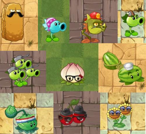 Nuevas plantas Plants Vs Zombies 2