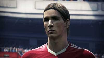 PES 2010 Fernando Torres