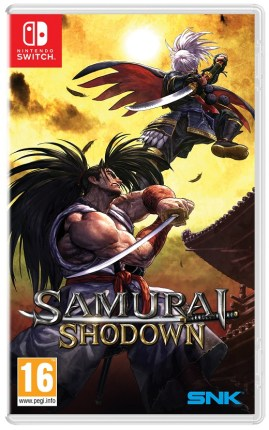 Samurai Shodown Switch