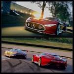 Desvelado el nuevo #ConceptCar que #Mercedes ha diseñado en exclusiva para #GranTurismo6