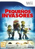 Pequeños Invasores: El videojuego oficial para Wii saldrá el próximo 28 de agosto