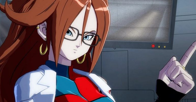 androide 21 db fighterz