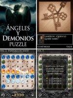 Ángeles y Demonios: El videojuego oficial de la película para móviles
