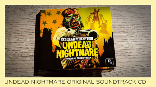 bso Red Dead Redemption Undead Nightmare BSO Red Dead Redemption: Undead Nightmare ya está disponible en CD