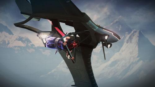 capcom strider 2014 Strider: El clásico de Capcom regresa el 19 de febrero