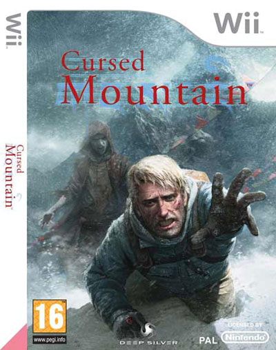 Cursed Mountain Nintendo Wii