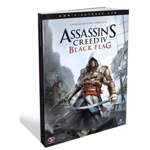 Ya se puede comprar la guía definitiva de #AssassinsCreedIV #blackflag #walkthrouh #assassinscreed #ubisoft