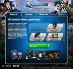Aplicación DC Universe Online para Facebook: Gana premios demostrando tu conocimiento