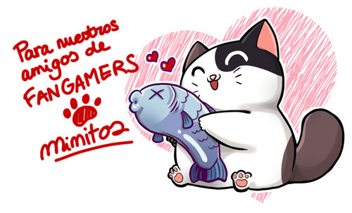 dedicatoria Mimitos Meow Meow
