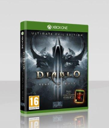 diablo 3 reaper souls La versión para consolas de Diablo III: Reaper of Souls ya está disponible