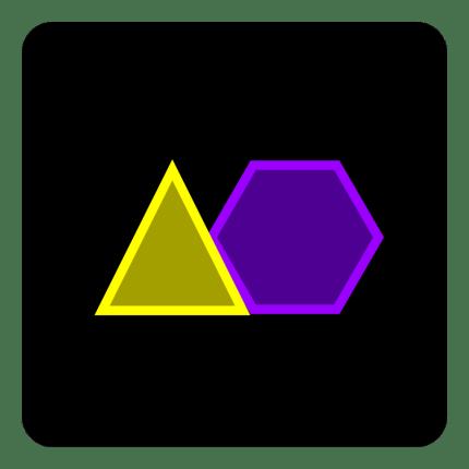 digital space Logo Digital Space: diversión retro con estética 'Tron'